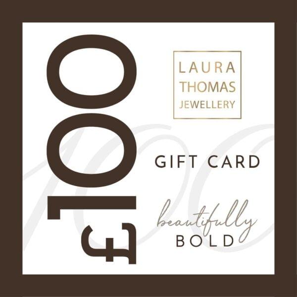 LTJ £100 Gift Card