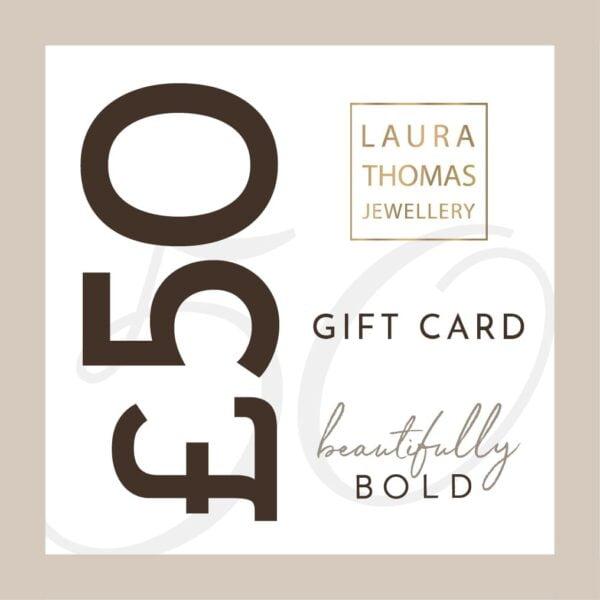 LTJ £50 Gift Card